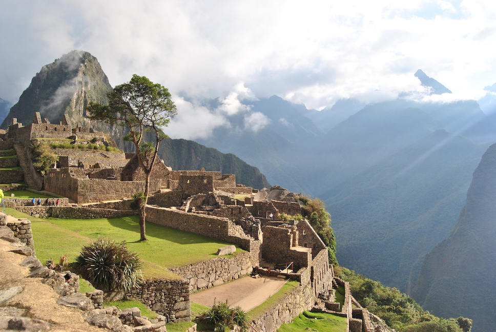 Machu Picchu expedition with Earth's Edge