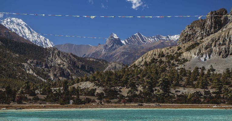 Trek Everest Base Camp with Earth's Edge