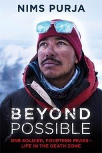 Beyond Possible, best books about trekking
