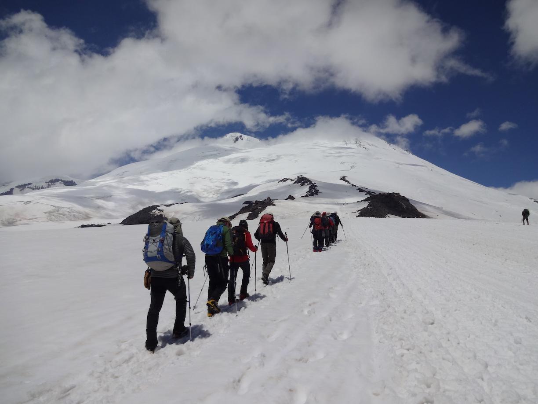 How hard is it to climb Elbrus