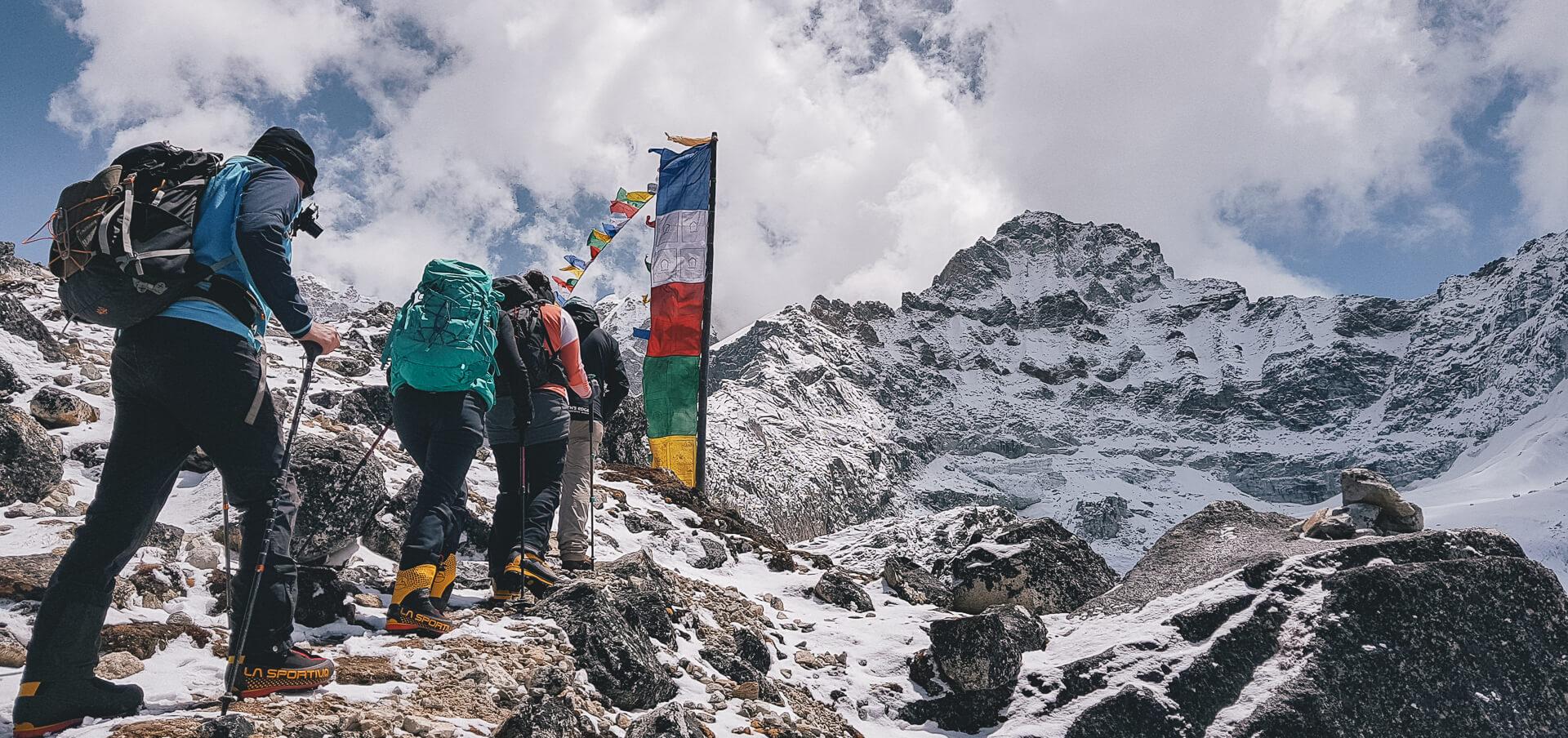 How hard is it to climb Mera Peak