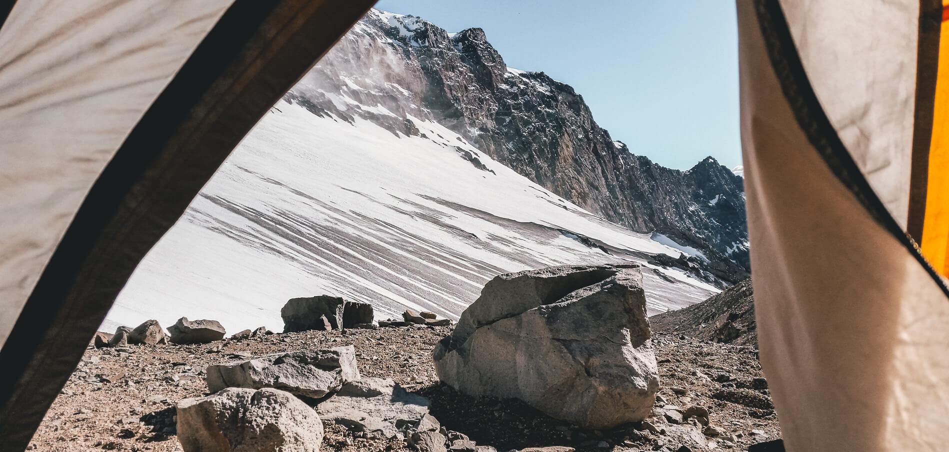 Expedition to climb Aconcagua