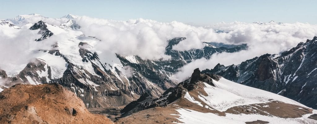 How it feels to climb Aconcagua