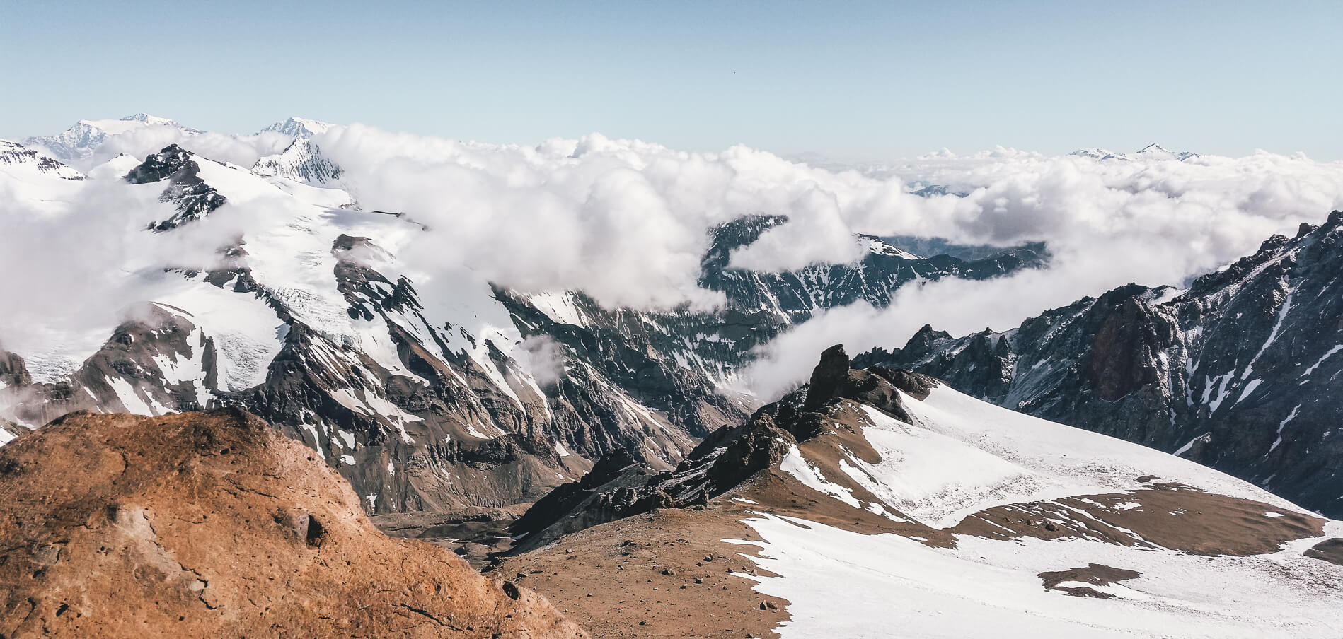 How long does it take to climb Aconcagua