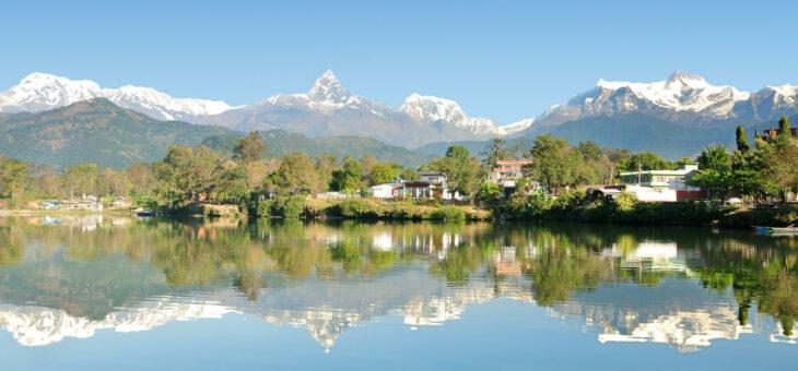 Annapurna Base Camp with Earth's Edge