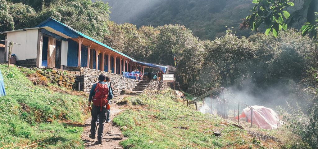 Annapurna Base Camp with Earth's Edge 1
