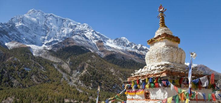 Annapurna Base Camp with Earth's Edge 2