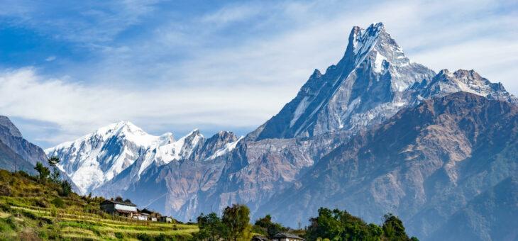 Annapurna Base Camp with Earth's Edge 3