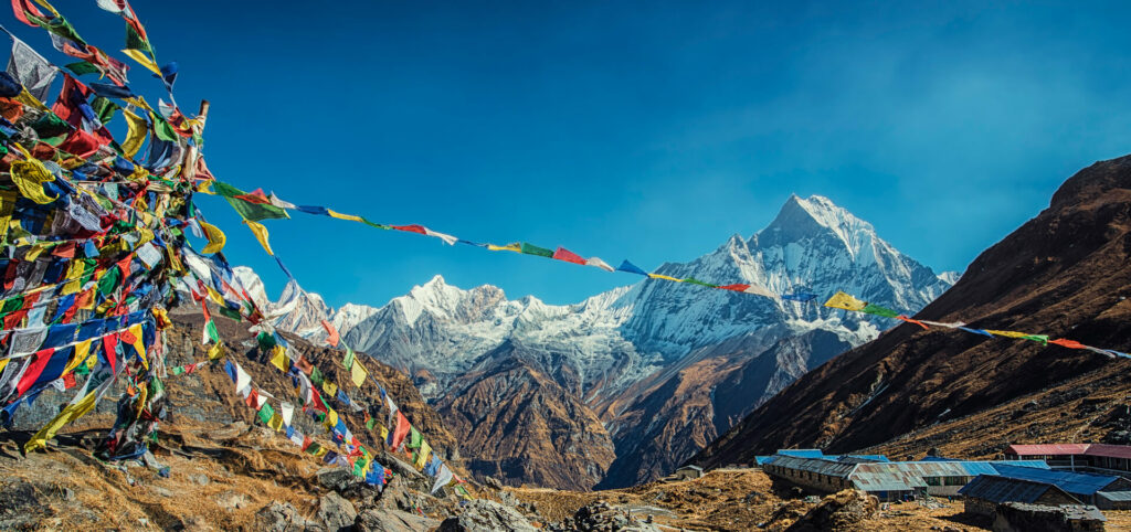 Annapurna Base Camp with Earth's Edge 4