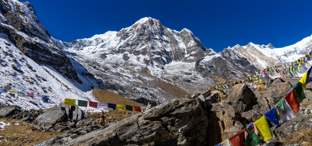 Annapurna Base Camp with Earth's Edge 5