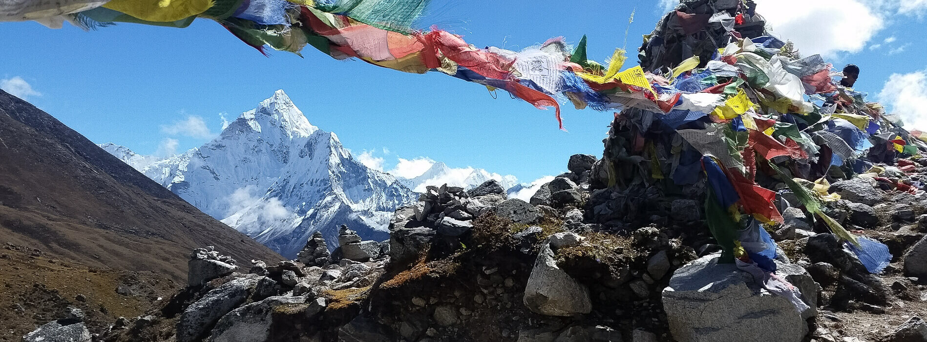Everest Base Camp with Earth's Edge 1