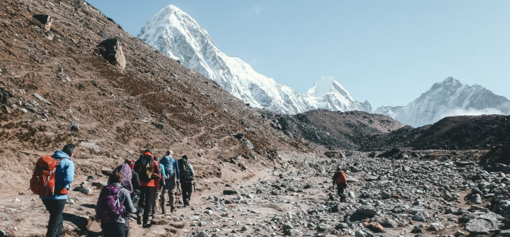 Everest Base Camp with Earth's Edge 2