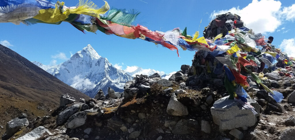 Everest Base Camp with Earths Edge