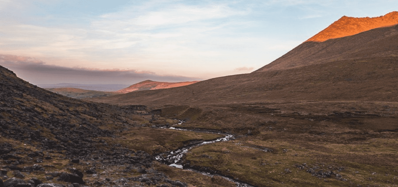 Earth's Edge Kerry Mountains Guided Expedition