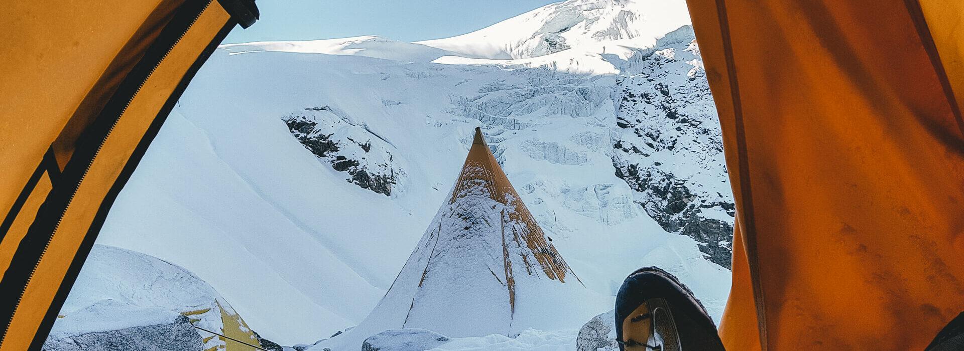 Mera Peak with Earth's Edge