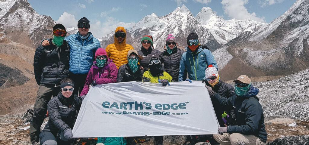 Mera Peak with Earth's Edge 4