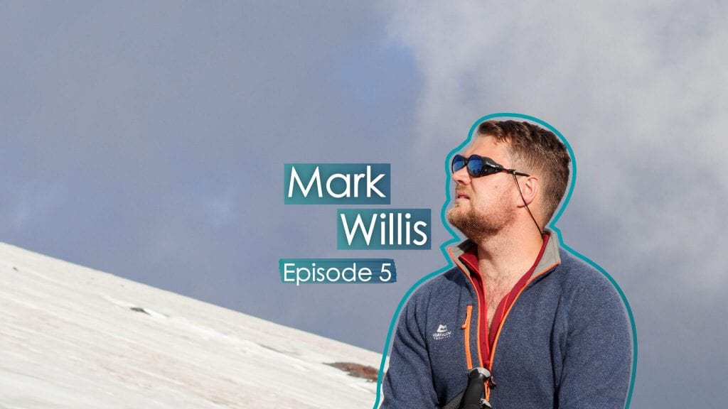 Mark Willis Expedition Doctor Earths Edge