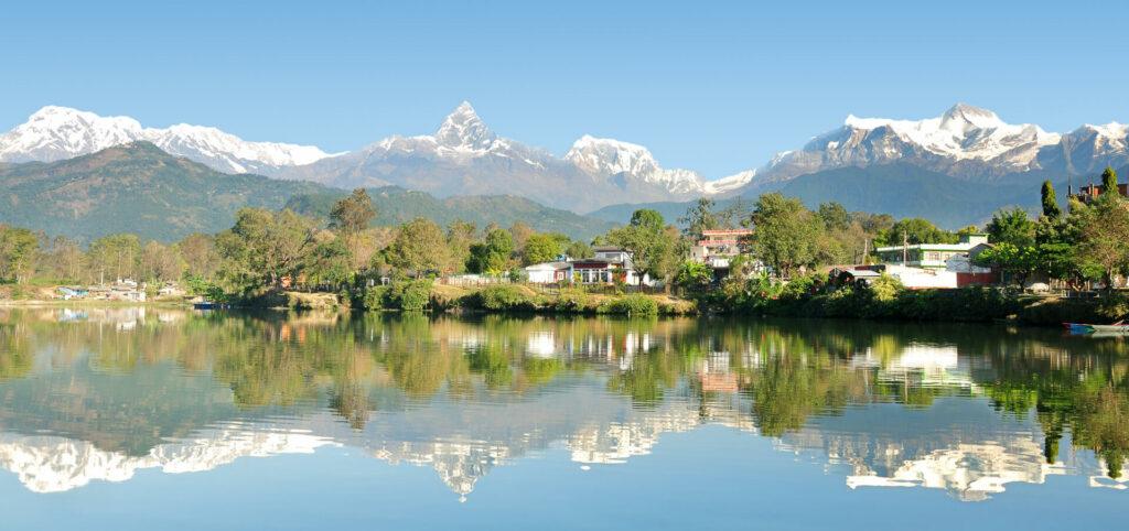 Annapurna Base Camp with Earths Edge