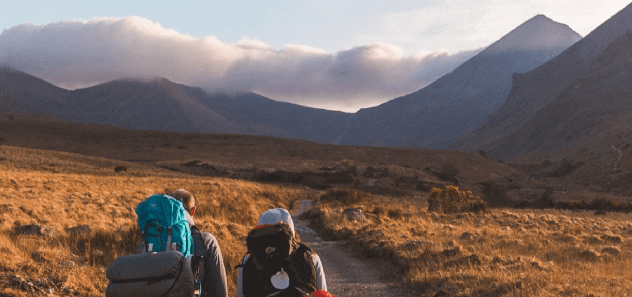 Kerry Guided Hiking Tour with Earths Edge