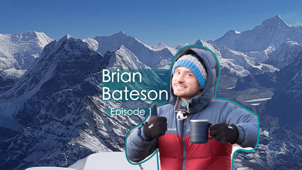 Earth's Edge Podcast Brian Bateson