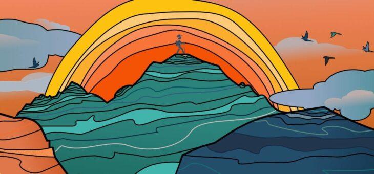 Earth's Edge Podcast Graphic