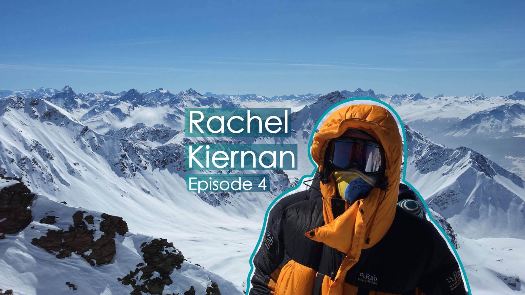 Earth's Edge Podcast Rachel Kiernan