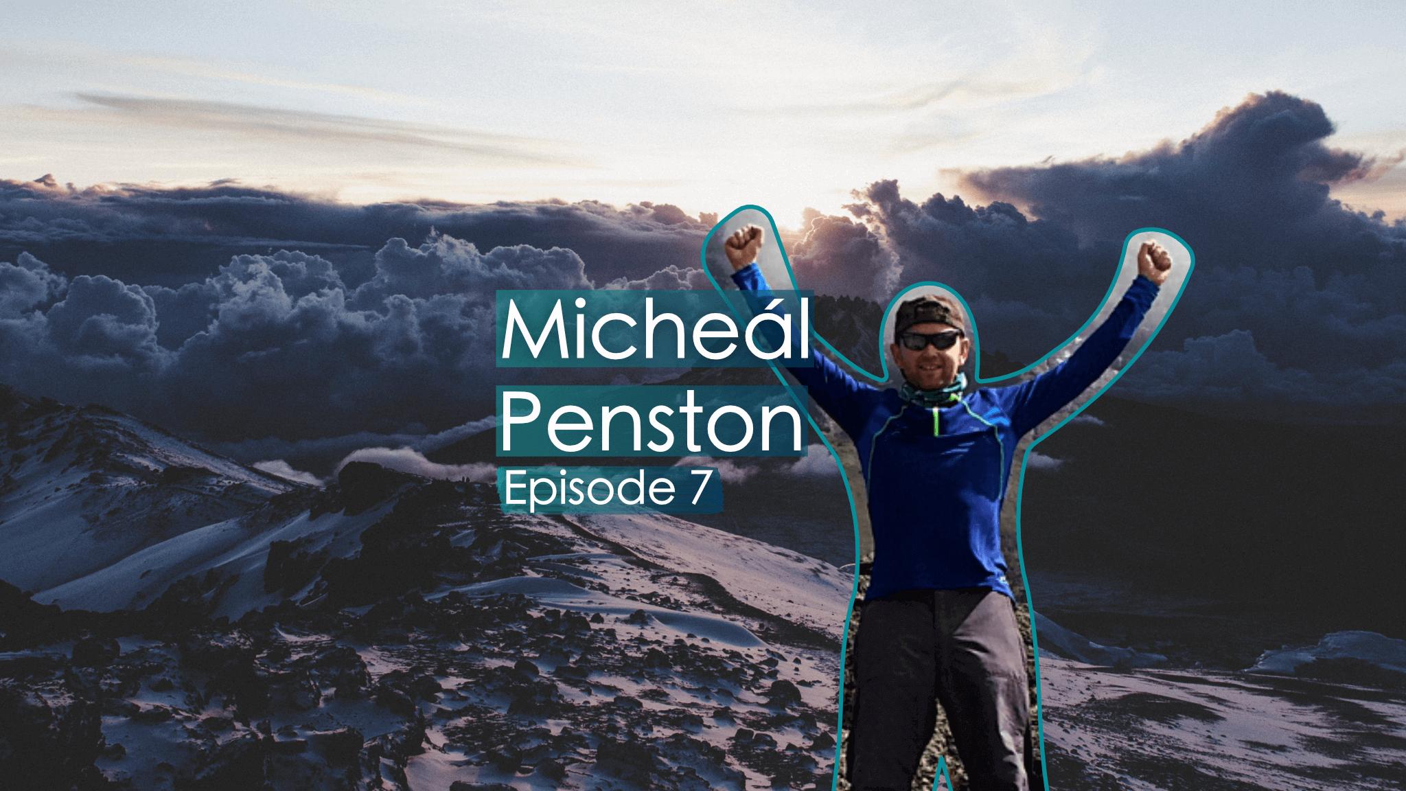 Earth's Edge Podcast Michael Penston