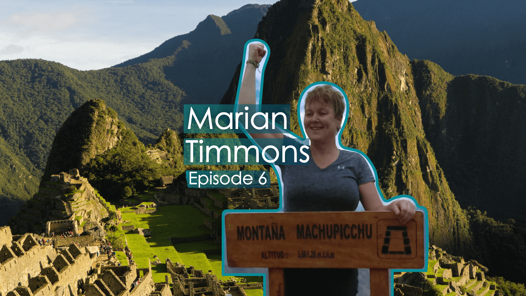 Earth's Edge Podcast Marian Timmons