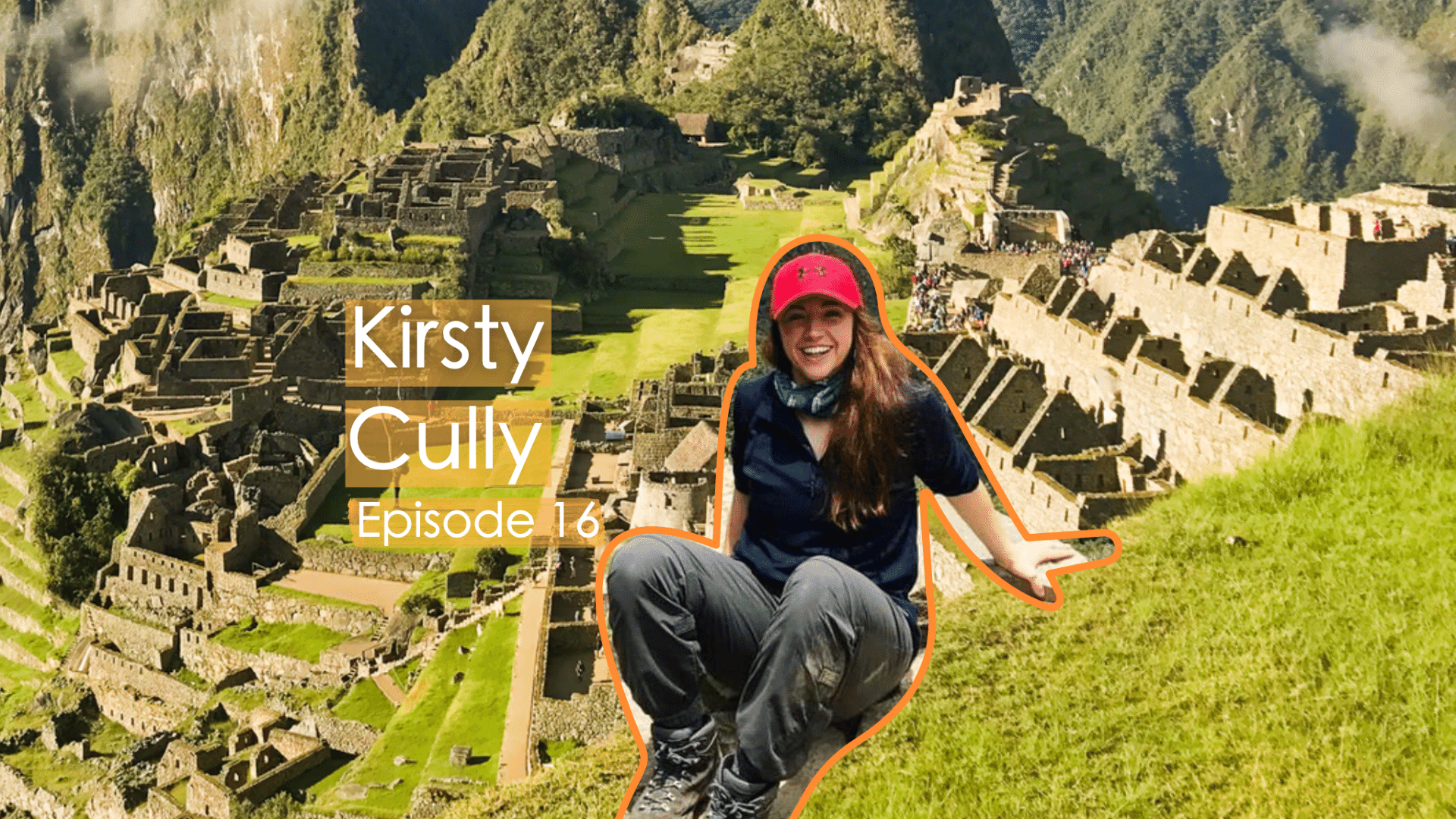 The Earth's Edge Podcast Kirsty Cully