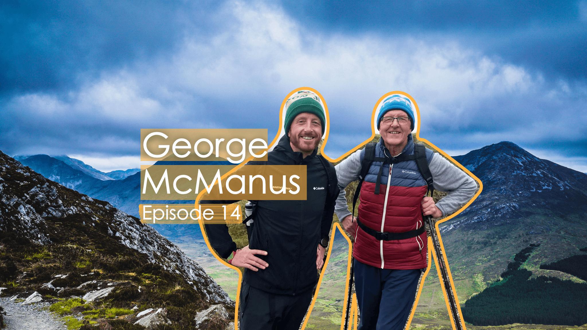The Earth's Edge Podcast George McManus 1