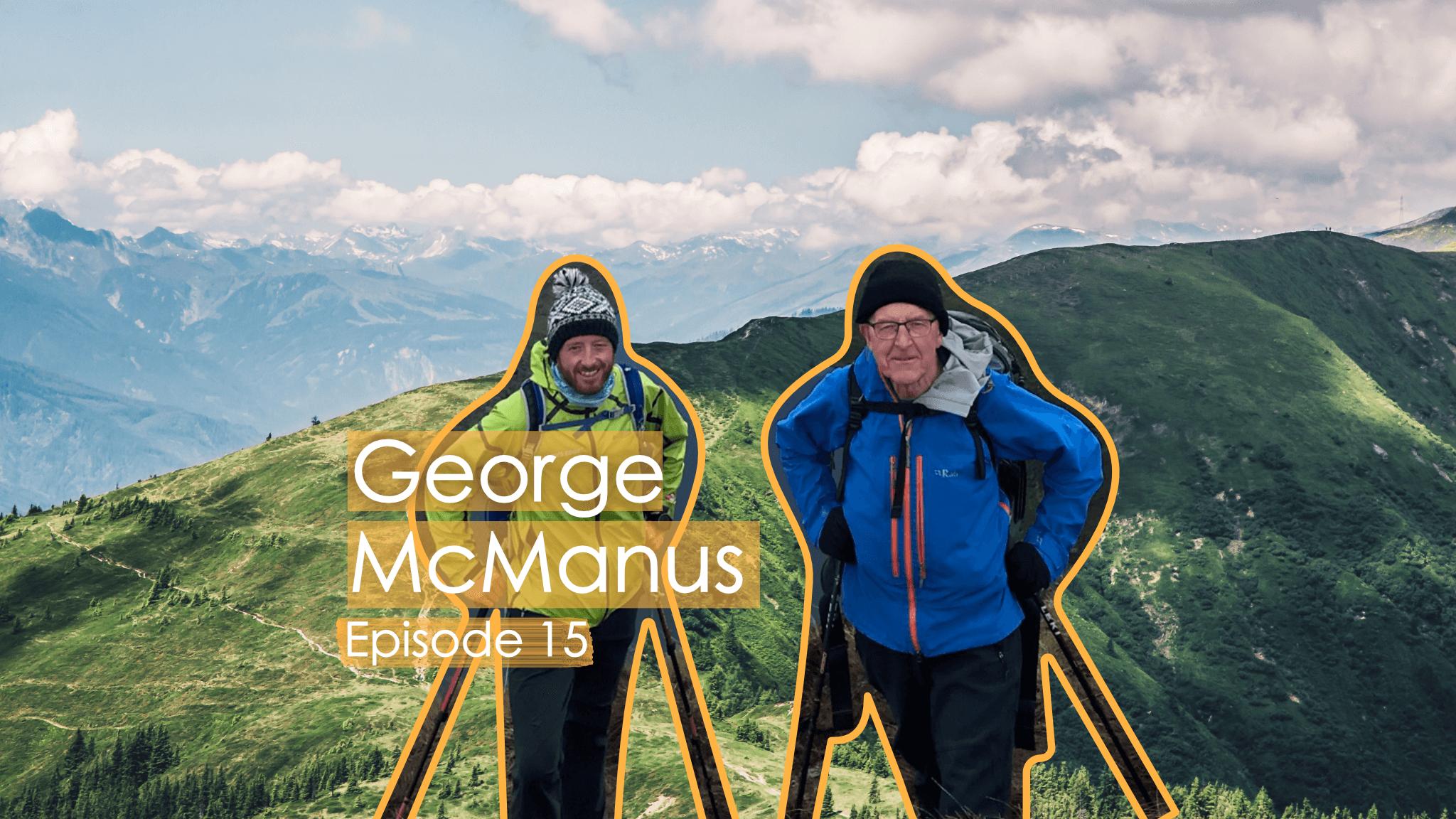 The Earth's Edge Podcast George McManus